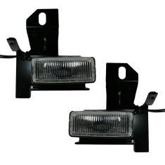 1994-97 Ford F-Truck Fog Light Pair