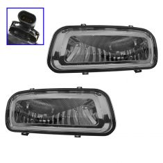 04-06 Ford F-150 Fog Lamp Pair