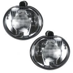 96-00 Chrysler Sebring Conv Fog Light Pair