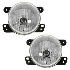 05-10 Chrysler Dodge Multifit Fog Light PAIR