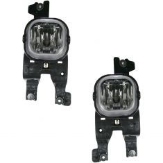 08 Ford Pickup Super Duty Fog Light Pair