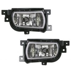 06-11 Kie Sedona Fog Light Pair