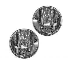 07-11 GMC Sierra Fog Light PAIR