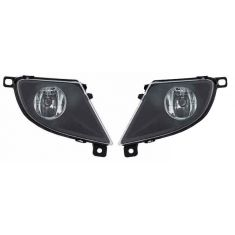 2008-09 BMW 5 Series Fog light Pair (Except M Series Cpe and Convert)