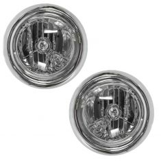 2001-06 Hyundai Santa Fe Fog Light Pair