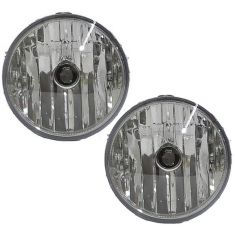 01-04 Ford F150 Lightning 03-05 Lincoln Aviator Fog Light Pair