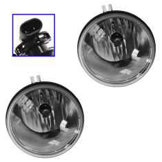 05-06 Jeep Liberty (exc Renegade); 07 Liberty Fog Light PAIR