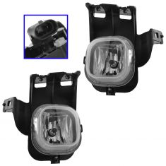 06-07 Ford Ranger (w/o STX) Fog Light PAIR