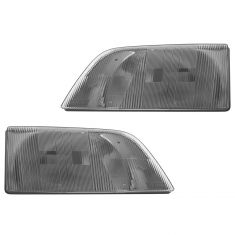 03-11 Volvo VNL300/VNM200 Series Headlight PAIR