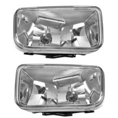 04-06 Aveo; 07-08 Aveo 5 Hatch; 04-08 Swift; 05-06 Wave, 07-08 Wave Hatchback Fog Driving Light PAIR