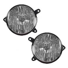 10-11 Ford Mustang GT Fog Driving Light (Grille Mtd) PAIR