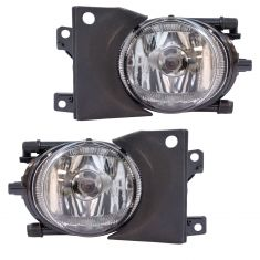 01-03 BMW 525I, 530i, 540i Fog Driving Light PAIR