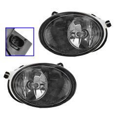 05-08 Audi A6 Fog Driving Light PAIR