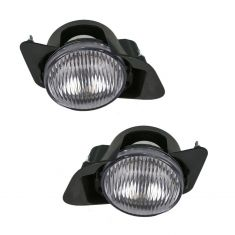 99-01 Mitsubishi Galant Fog Light PAIR