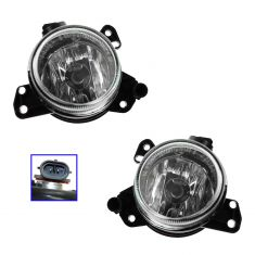 10-13 MB E350, E550 w/DRL Inner Fog Light PAIR