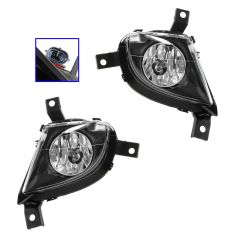 09-11 BMW 323I, 335i; 09-11 328i Sdn; 09-12 328i SW (w/o M-aerodynamic pkg) Fog Driving Light PAIR