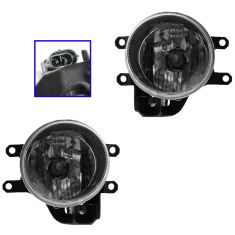 12-13 Toyota Prius, Prius C Fog/ Driving Light PAIR