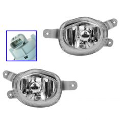 09-11 Aveo5 Hatchback; 09 G3 Hatchback; 09-10 Wave Fog Driving Light PAIR