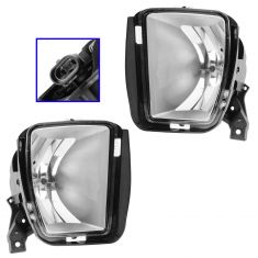 13 Ram 1500 Pickup Fog/Driving Light PAIR
