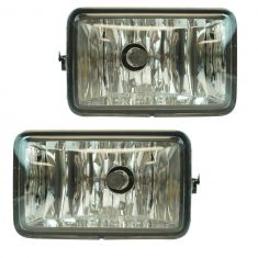 15-17 Ford F150 Fog/Driving Light Lens & Housing Pair