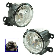 13-15 Accord Cpe; 13-16 CR-Z; 13-15 Civic Sdn Si; 15-17 Fit; 16 Pilot; 17 Ridgeline Fog Light Pair