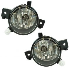 11-13 BMX X5 (w/o M-Aerodynamic Package) Fog Driving Light LH RH Pair