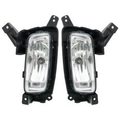 14-15 Kia Sorento LX, EX Fog Driving Light PAIR