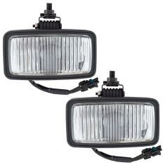 91-11 International ProStar 9000 Series Fog Driving Light Assembly PAIR