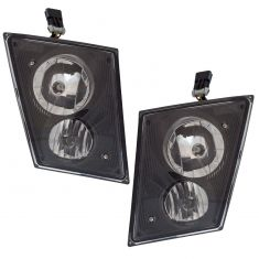12-16 Volvo VN, VNL Series (w/Daytime Running Lights) Fog Driving Light PAIR