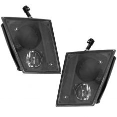 03-12 Volvo VN780, VN730, VN670, VN630, VN430 (w/o Daytime Running Lights) Fog Driving Light Pair