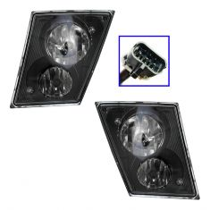 03-12 Volvo VNL64 Fog Driving Light (Double Bulb) PAIR (Dorman)
