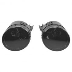 04-07 Nissan Armada; 04-11 Titan Performance Smoked Lens Fog Light Pair