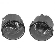 06-11 Infiniti Nissan Multifit Performance Clear Lens Fog Light Pair