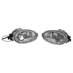 98-99 Hyundai Accent Performance Clear Lens Fog Light Pair