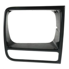 Headlight Trim Bezel