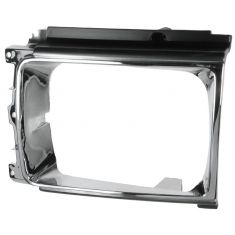 1987-89 Toyota 4 Runner; 87-88 Pickup 4x4 Chrome Headlight Bezel RH