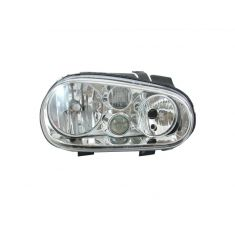 1999-02 VW Golf Headlight w/Fog - OEM - RH