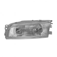 1997-01 Mitsubishi Mirage (4 door sedan) Composite headlight LH