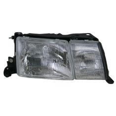 1993-94 Lexus LS400 Composite Headlight (with fog lamp) RH