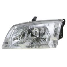 2000-02 Mazda 626 Composite Headlight LH
