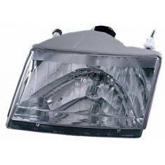 2001-03 Mazda PU Composite Headlight LH
