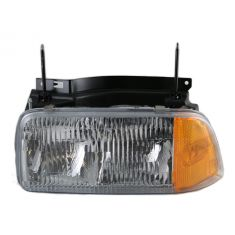 95-97 GMC PU Jimmy Composite Headlight Combo LH