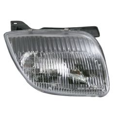 1995-02 Pontiac Sunfire Composite Headlight RH
