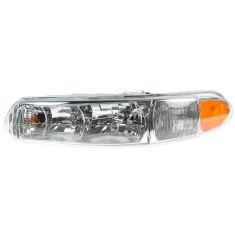 1997-05 Buick Regal Composite Headlight LH