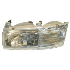 1992-95 Mercury Sable Composite Headlight LH