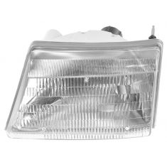 1998-00 Ford Ranger Composite Headlight LH