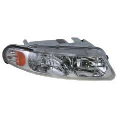1995-96 Chrysler Sebring (2dr cpe) Composite Headlight Combo RH