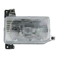 1987-95 Nissan Pathfinder Composite Headlight RH
