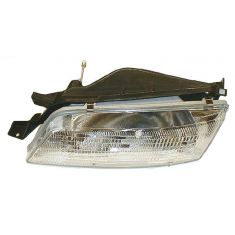 1995-96 Nissan Maxima Composite Headlight LH