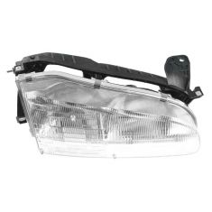 1993-97 Geo Prizm Composite Headlight RH